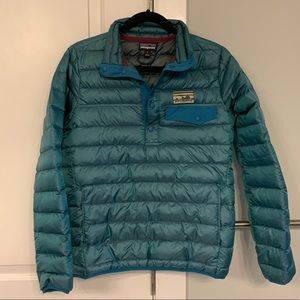 Patagonia Snap-T Down Pullover